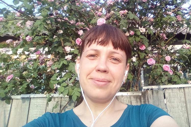 Ірина Оклянюк : V розряд