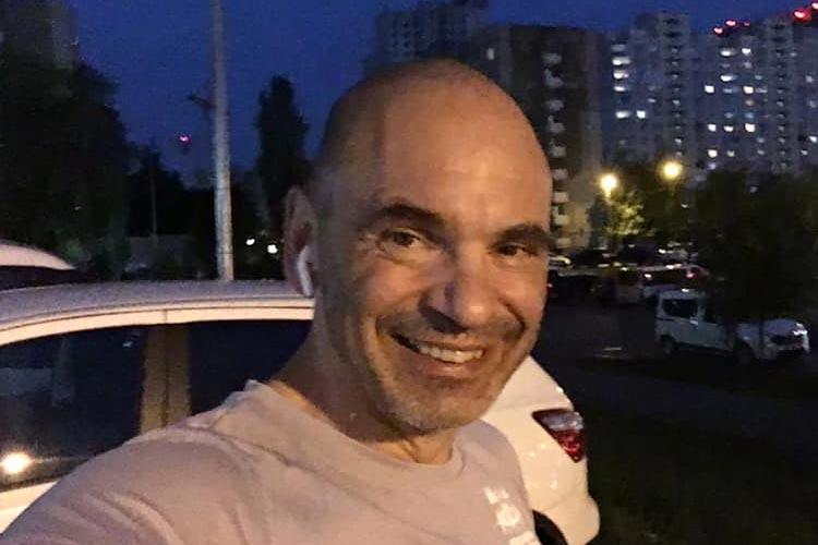 Сергій Мартиненко – лідер категорії NightRun (8 пробіжок)