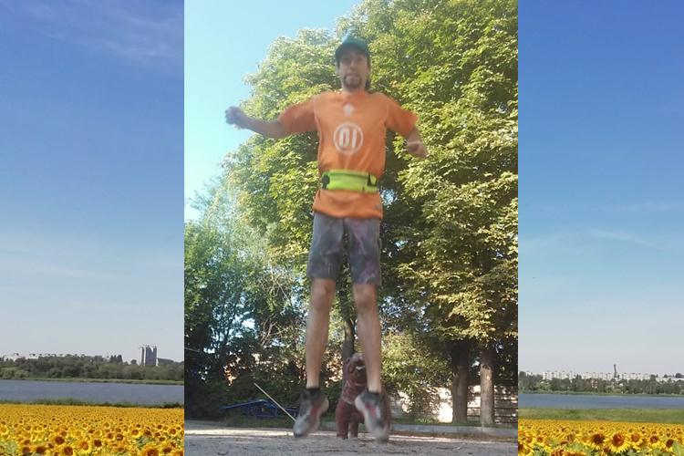 Святослав Понаровський #100DayRun