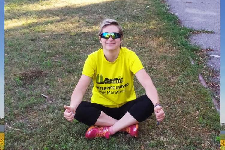 Тетяна Єсаулова – лідер за кількістю пробіжок 5+ км (13 пробіжок)